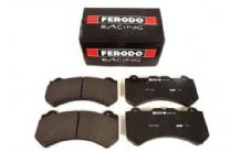 Focus RS MK3 Ferodo Racing DS2500 Front Brake Pad Set